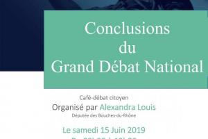 Conclusions du Grand Débat National